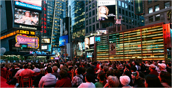new york city times square at night. new york city times square at