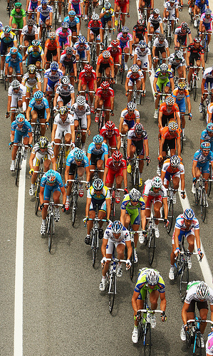 Stage 6 of the 2009 Tour de France - Bryn Lennon/Getty Images
