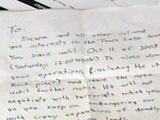 Letter to EnCana