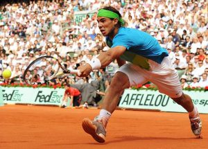 Image of Rafael Nadal, 2010 French Open Final
